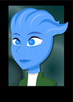 Mass Effect: Liara T'Soni by LegendaryFrog
