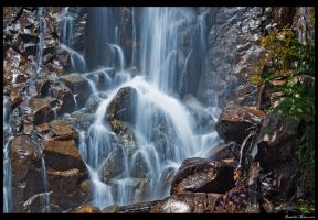 Marysville- Steavenson Falls by DanielleMiner