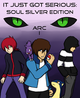 IJGS: Soul Silver Edition - Arc 1 Cover by BlazeDGO