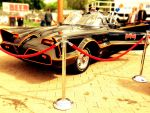The Batmobile by LilArtist23