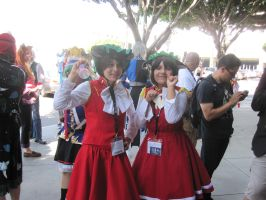 Anime Expo 2013-Double the Chens by jay421501