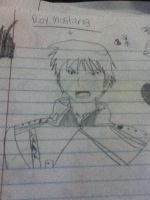 roy mustang by the-awesomest-one
