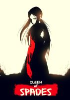 Queen of Spades by Casualmisfit