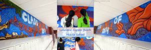school mural by dehydrated1