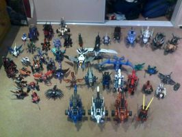 My Zoids Collection++ by G0ggles