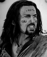 Oded Fehr by Andriks
