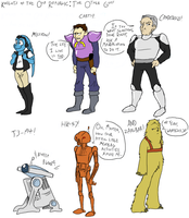 KotOR: The Other Guys by surfersquid