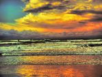 The sea of fire by lamaska