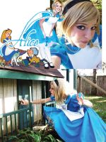 alice costume by HarperJade