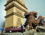 Pardon Monsieur, What is Going On? by Legrandzilla