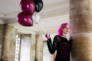 Balloon II by CamPhoto