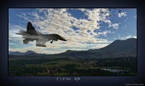 Clean Air by 5p34k