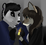 WIll you light my candle? by boxes-of-foxxes