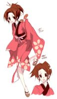 Champloo: Fuu by mixed-blessing