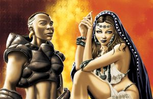 African tales 3 by Franck25