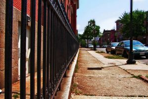 The Streets of Baltimore by touch-the-flame