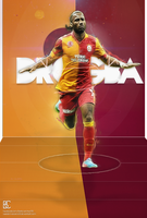 Didier Drogba by suicidemassacre16
