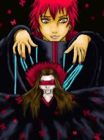 Naruto: Captive to the Puppeteer by TouchedVenus