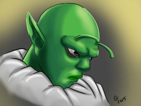 piccolo by catofdevilslight