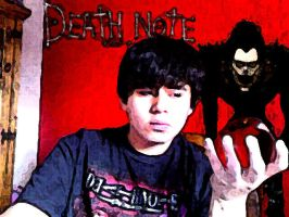 death note fylv by Fylv