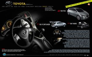 TOYOTA Jamaica by Methodologi by webgraphix