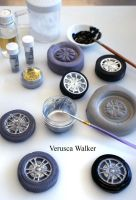 Making Wheels by Verusca