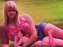 Laying in the Grass by girlyGIRL7