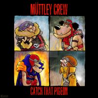 Muttley Crew, catch that pigeon by Bleee by jimspon