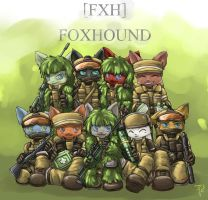 FXH - Foxhound by crimson-nemesis
