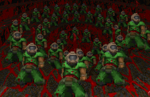Space Marine Hell 2 by Starmansurfer