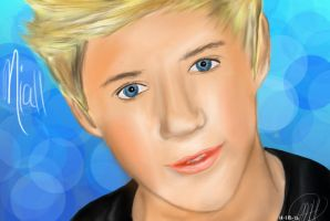 Niall Horan by Sweetnminty