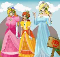Toward another castle by Boogars