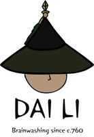 Day Fourteen - Dai Li by IslandWriter