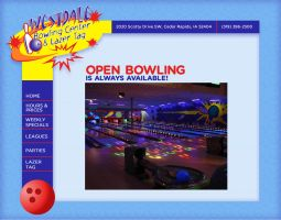 Westdale Bowling Center by jomo0625