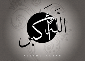 ALLAHU-AKBAR by abo-amoud