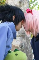 SasuSaku - Childhood Love by OnigiriSakura