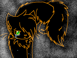 Firestar's Sorrow by Snowstorm102