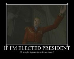Alfred for President by LegendaryDragon90