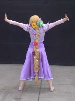 Rapunzel by CaptRogers