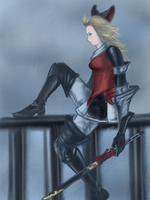 Edea - start of a journey by aznswordmaster1