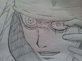 This sharingan should fit perfectly for now... by SimpleTheSaviour