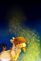Million of Fireflies by Renkat