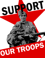 The People's Troops by Party9999999