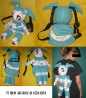 v2 Jenny backpack by Neon-Juma