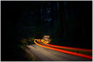 Lines of Lights by mark1624