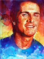 Christian Bale by carlosCL
