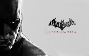 Batman Arkham City wp by igotgame1075