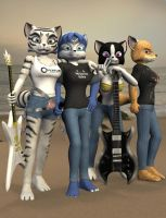 Im In A Band by sparon2005