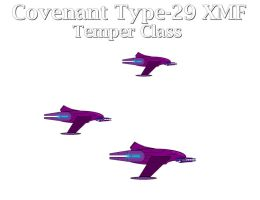 Covenant Type-29 XMF - Temper Class by Seeras
