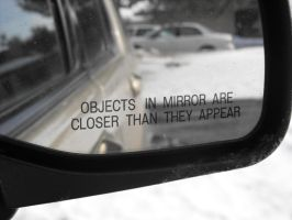 Closer than they appear by a-mockery